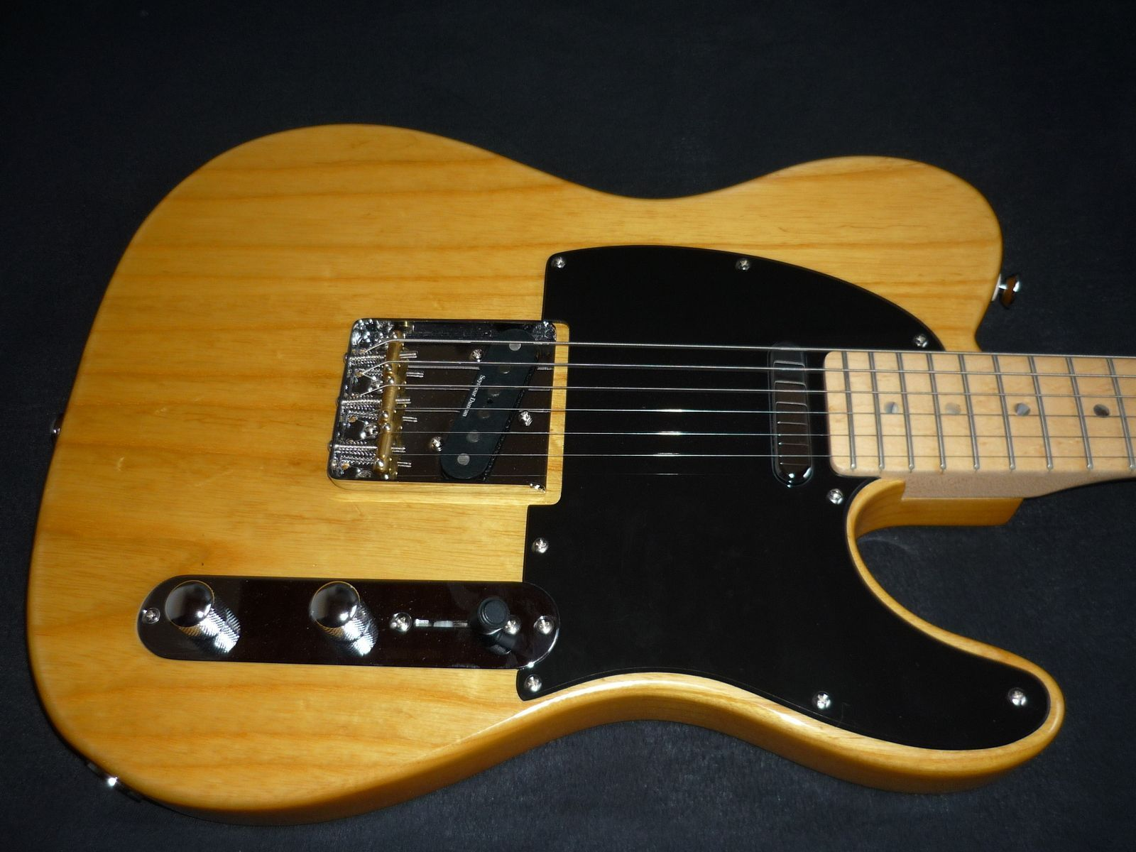 fender special edition lite ash telecaster image 199906 audiofanzine. Black Bedroom Furniture Sets. Home Design Ideas