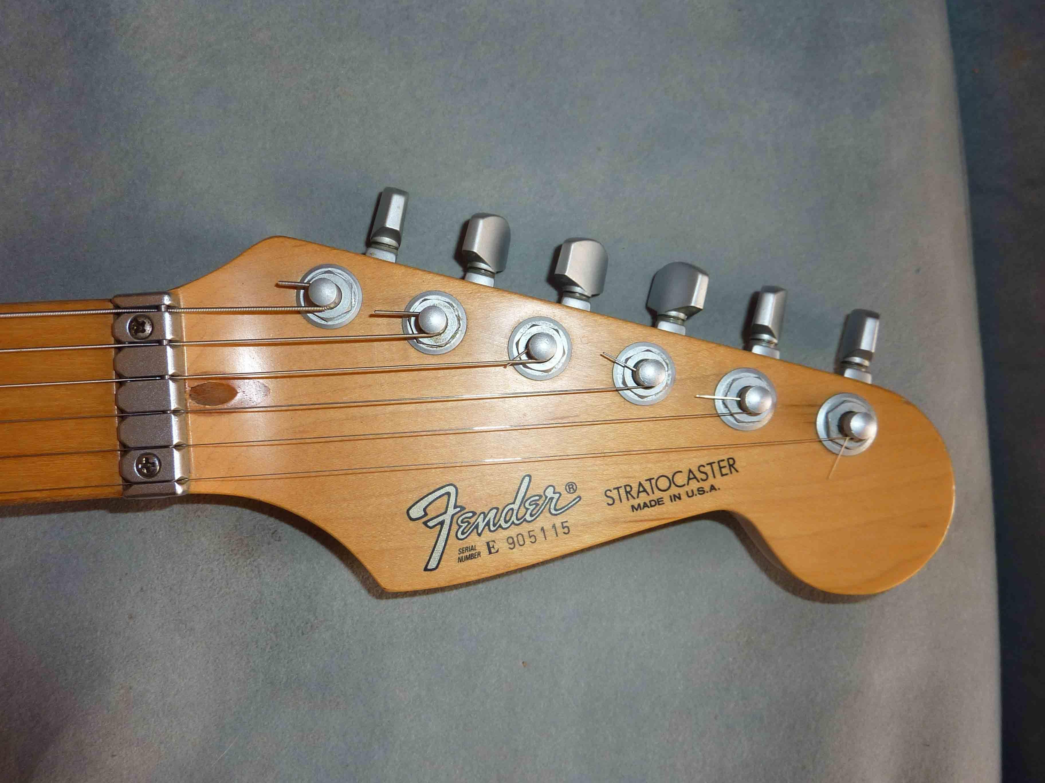 Fender japan serial number dating rifles 5