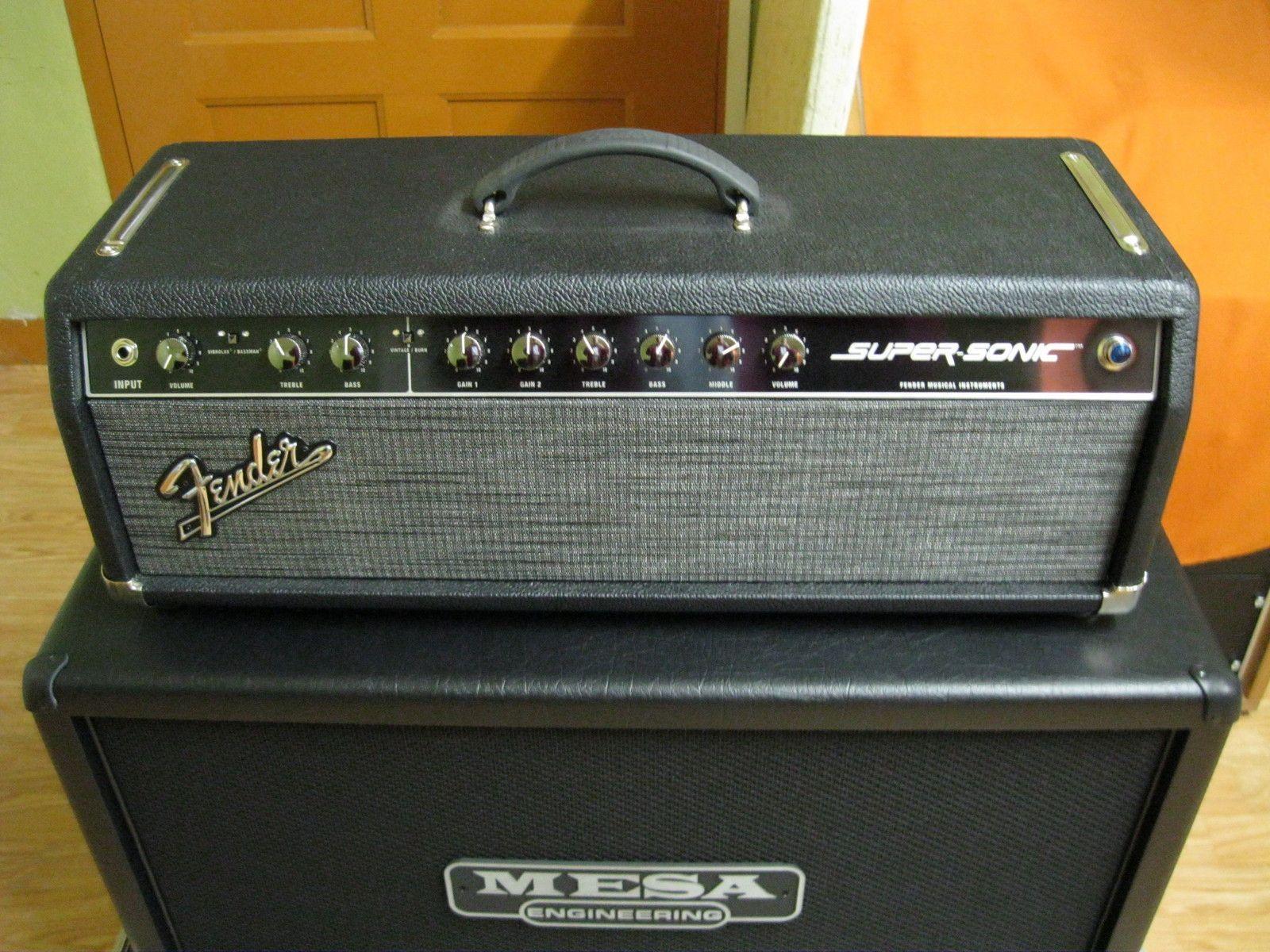fender super sonic 60 head image 927499 audiofanzine rh en audiofanzine com Fender Guitar Head Fender Super-Sonic Head Back Panel