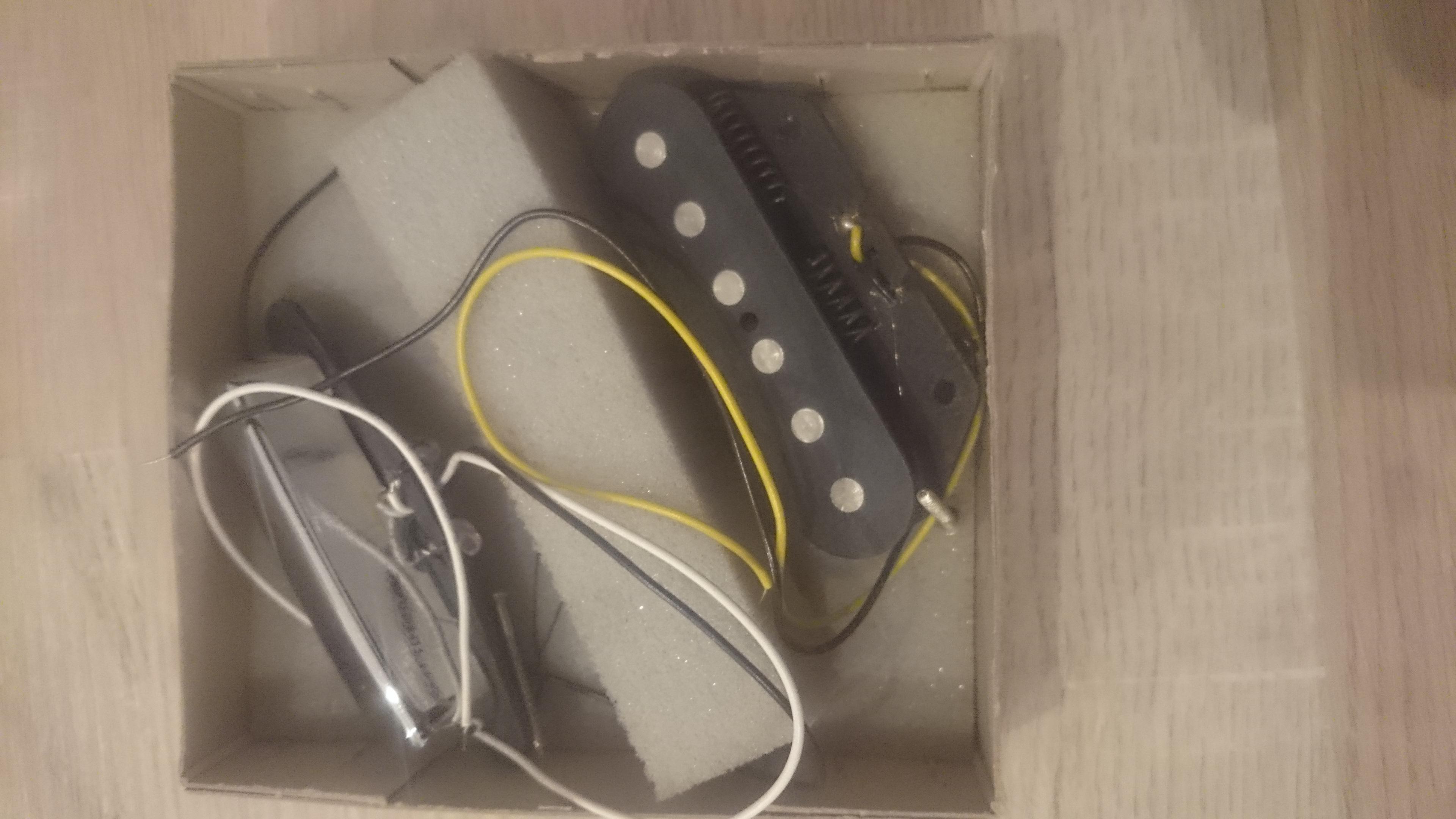 fender telecaster neck pickup image 2015618 audiofanzine. Black Bedroom Furniture Sets. Home Design Ideas