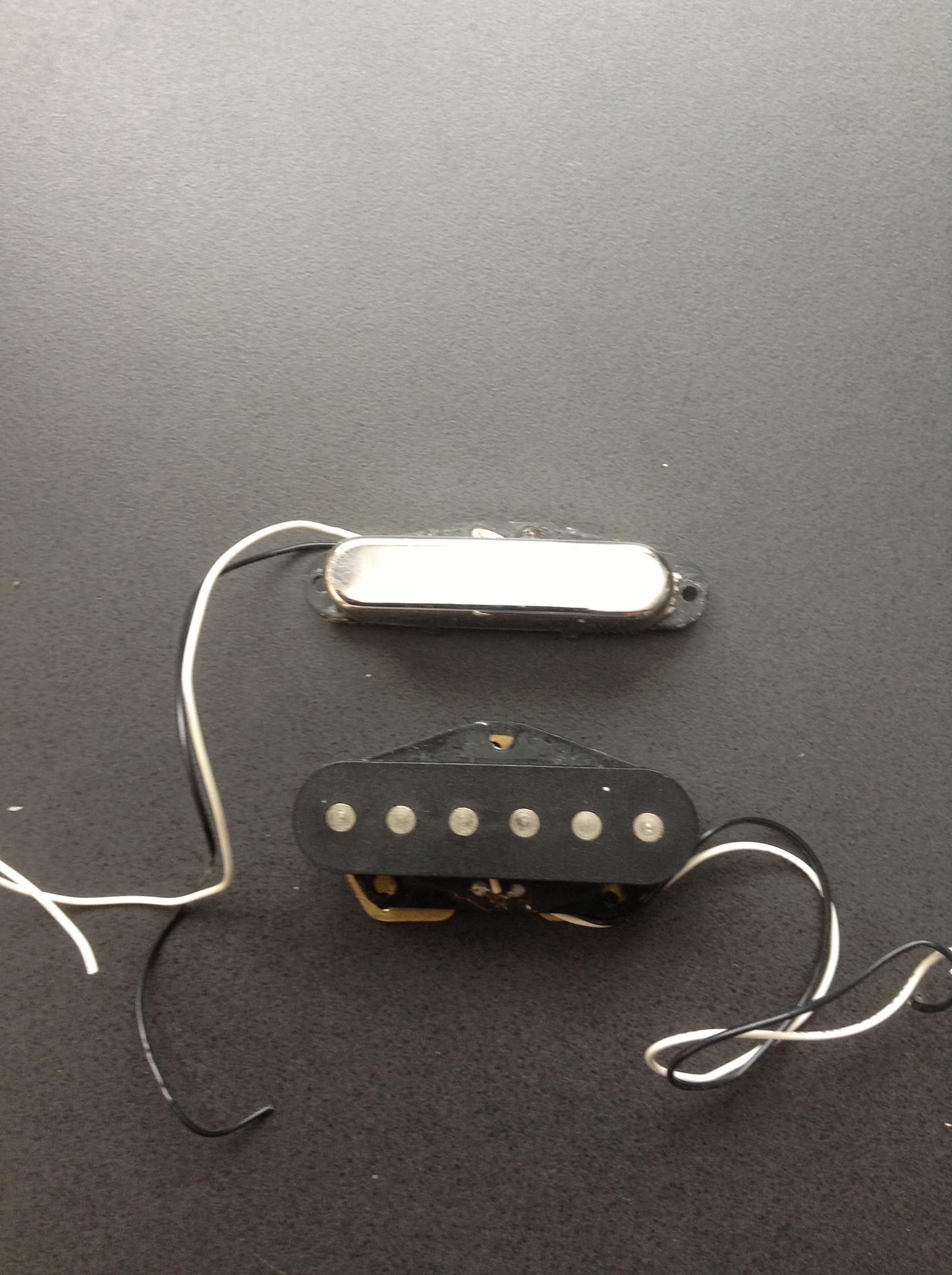 Fender Telecaster Set Pickups Image 960717