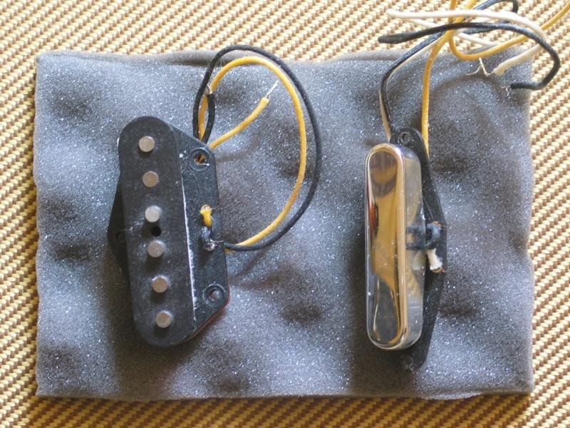 fender texas special tele pickups image 81700 audiofanzine. Black Bedroom Furniture Sets. Home Design Ideas