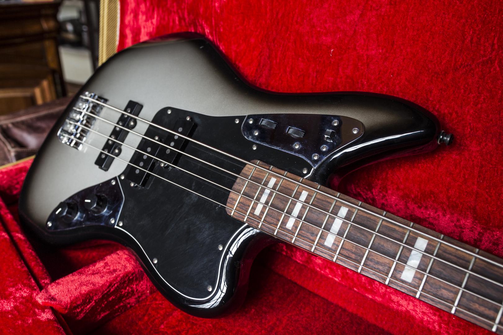Fender Troy Sanders Jaguar Bass IndyAnders Images