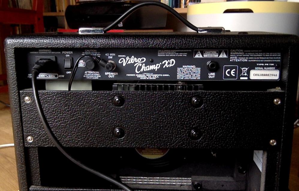 Fender Vibro Champ Speaker Xd – Home Exsplore