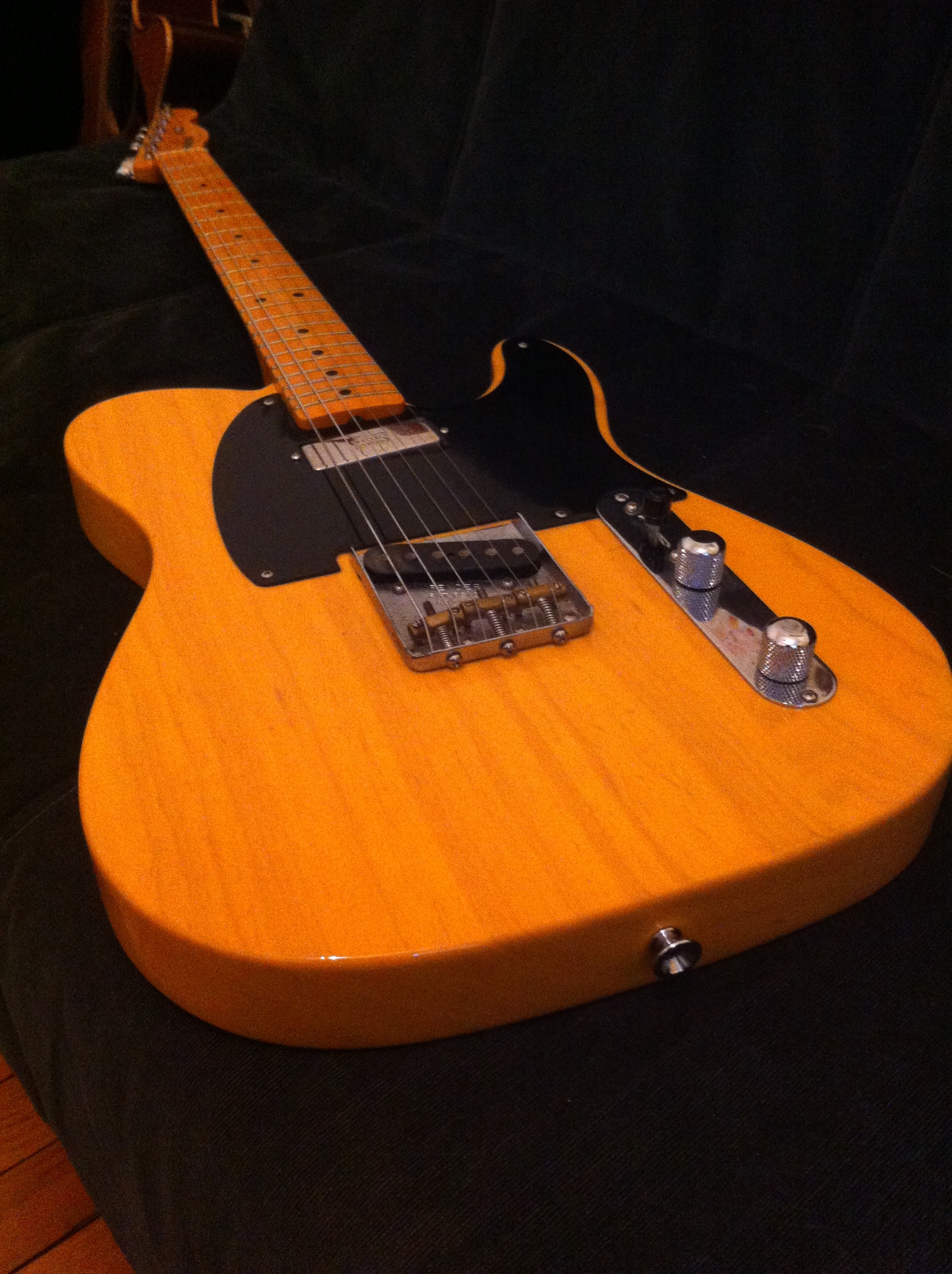 Fender Vintage Hot Rod 52 Telecaster The Gear Page