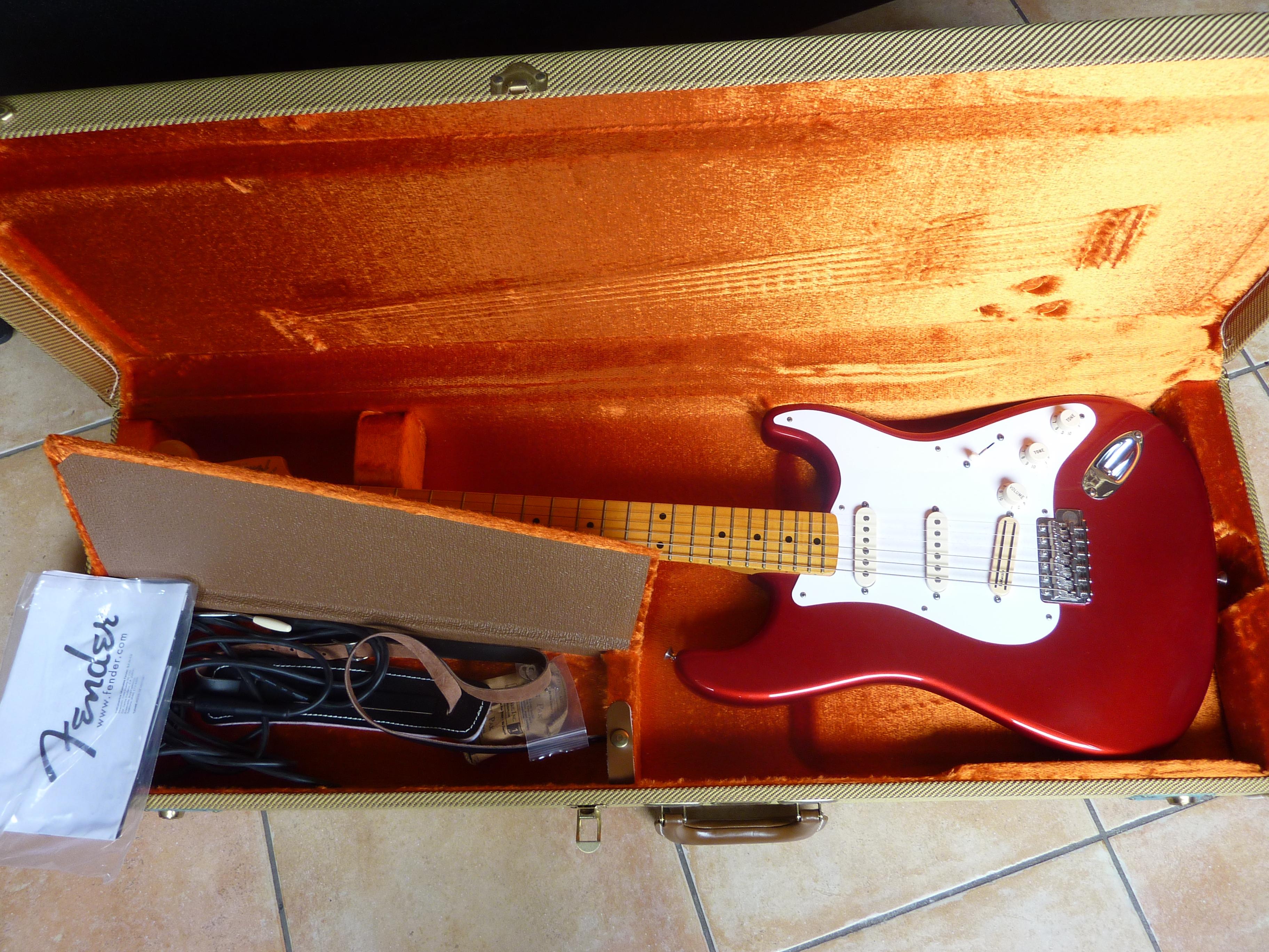 American Vintage Hot Rod 57 Stratocaster