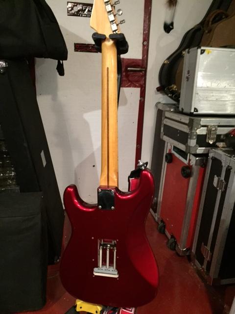 Fender Vintage Hot Rod 62 Stratocaster review