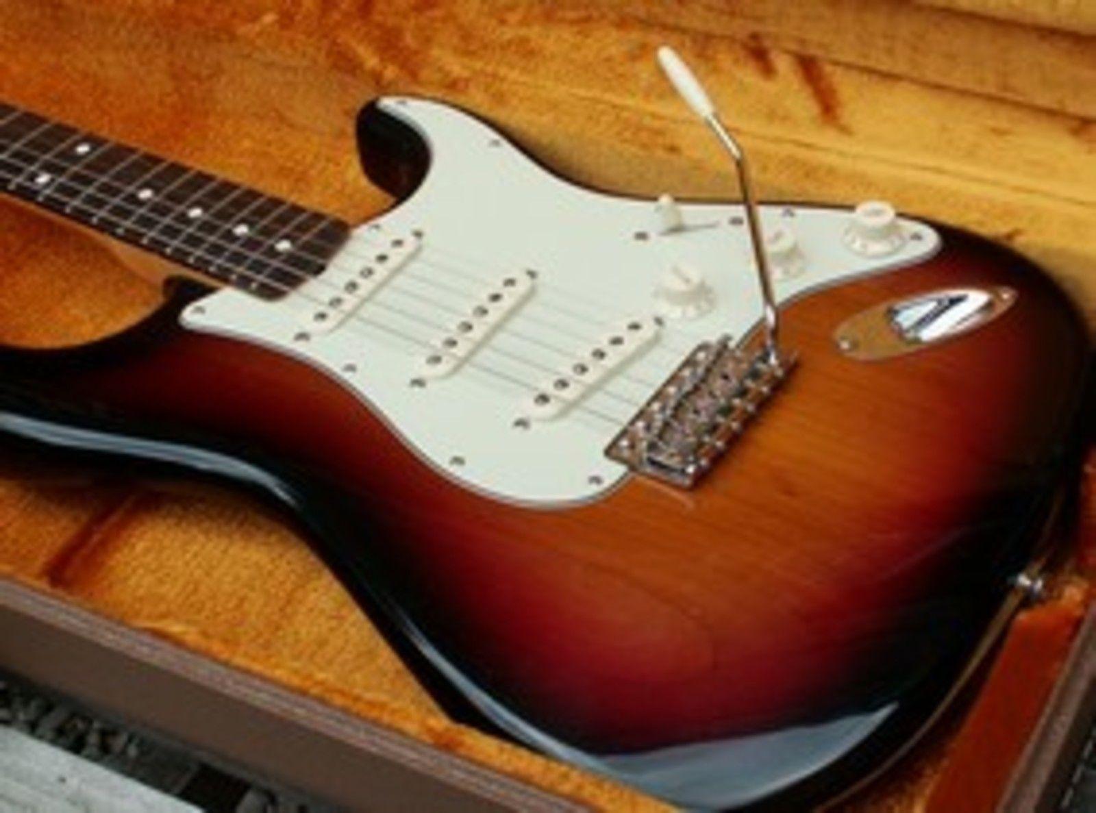 Fender vintage hot rod 62 strat