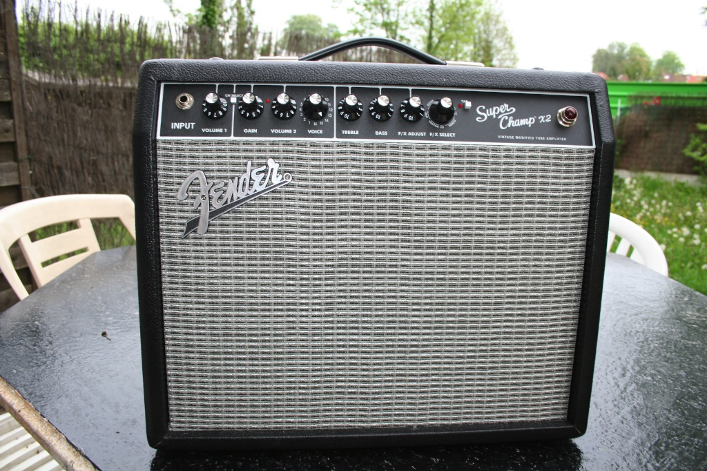 Fender Super Champ X2 Review The War Of The Worlds