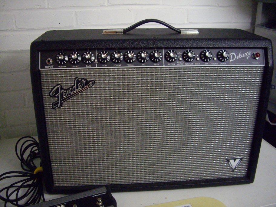 Fender Deluxe Vintage Modified : fender vintage modified deluxe vm image 567578 audiofanzine ~ Russianpoet.info Haus und Dekorationen