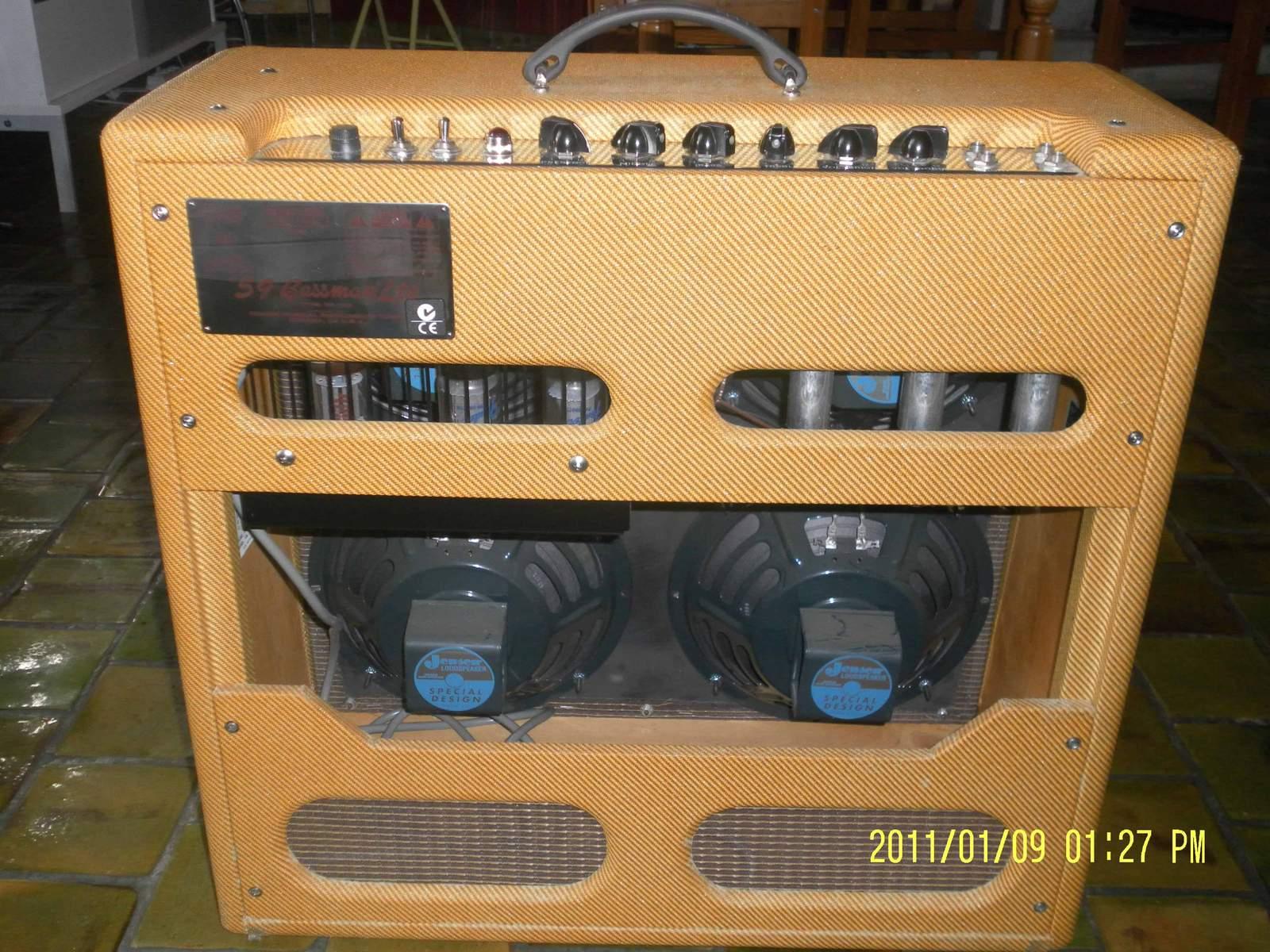 fender vintage reissue 39 59 bassman ltd image 173798 audiofanzine. Black Bedroom Furniture Sets. Home Design Ideas