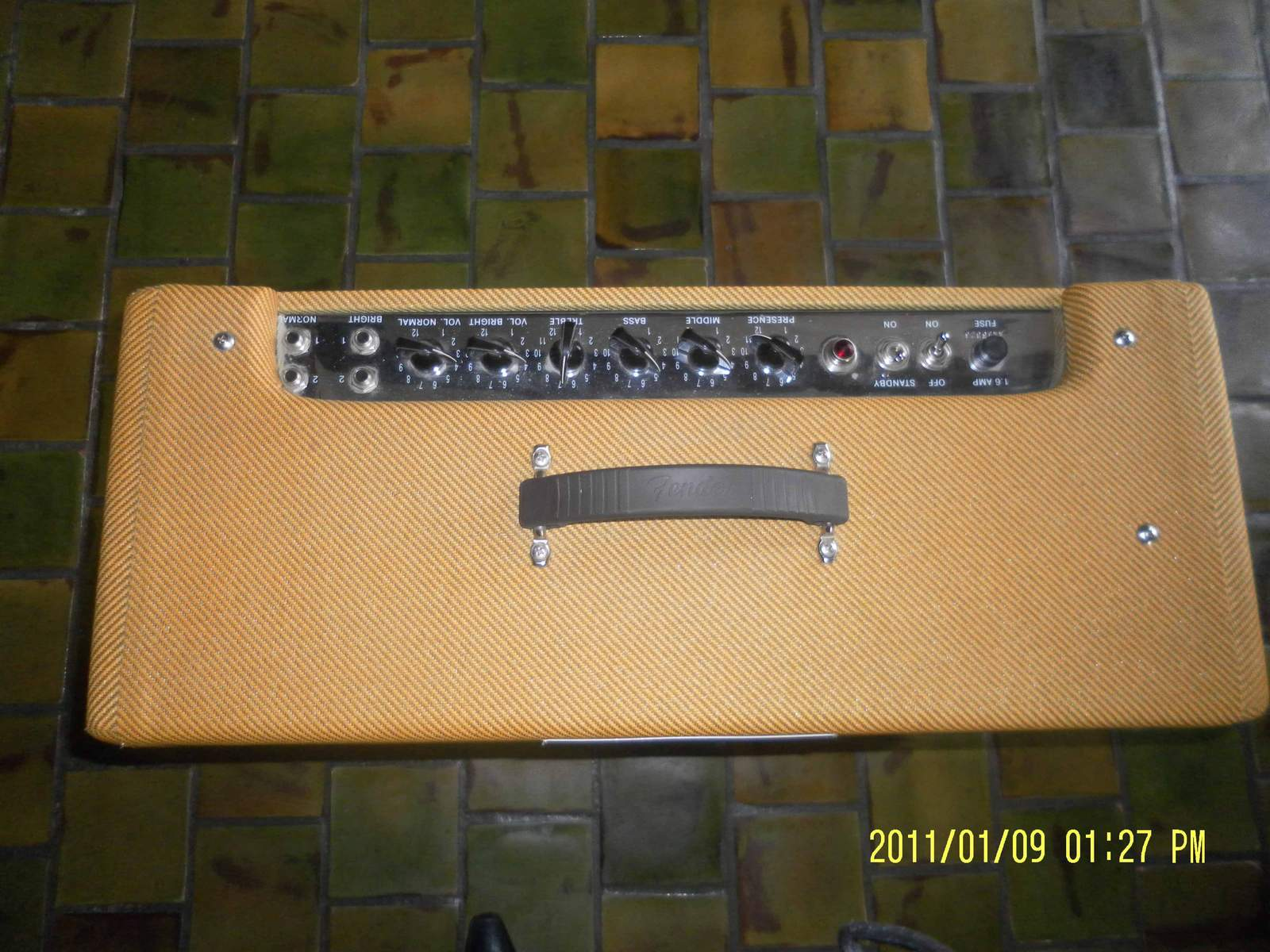 fender vintage reissue 39 59 bassman ltd image 173799 audiofanzine. Black Bedroom Furniture Sets. Home Design Ideas