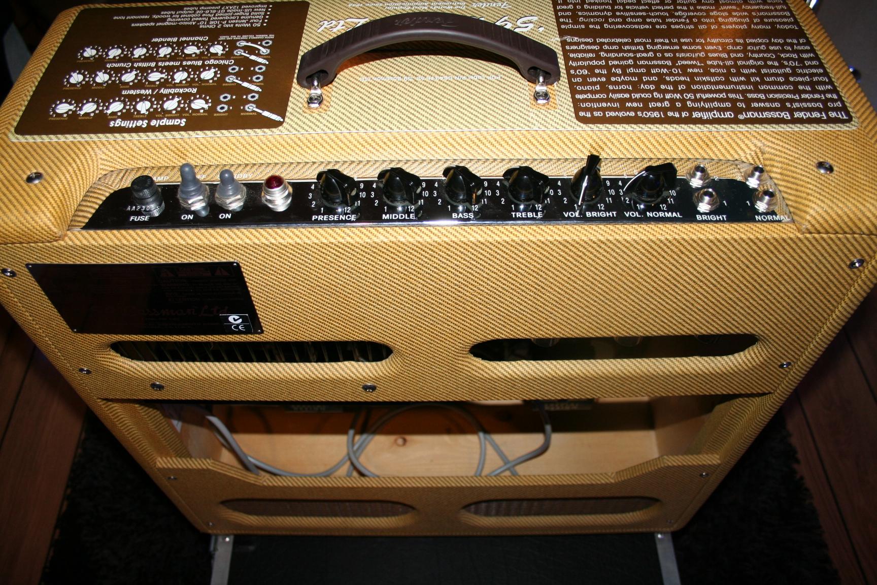 Fender bassman key generator