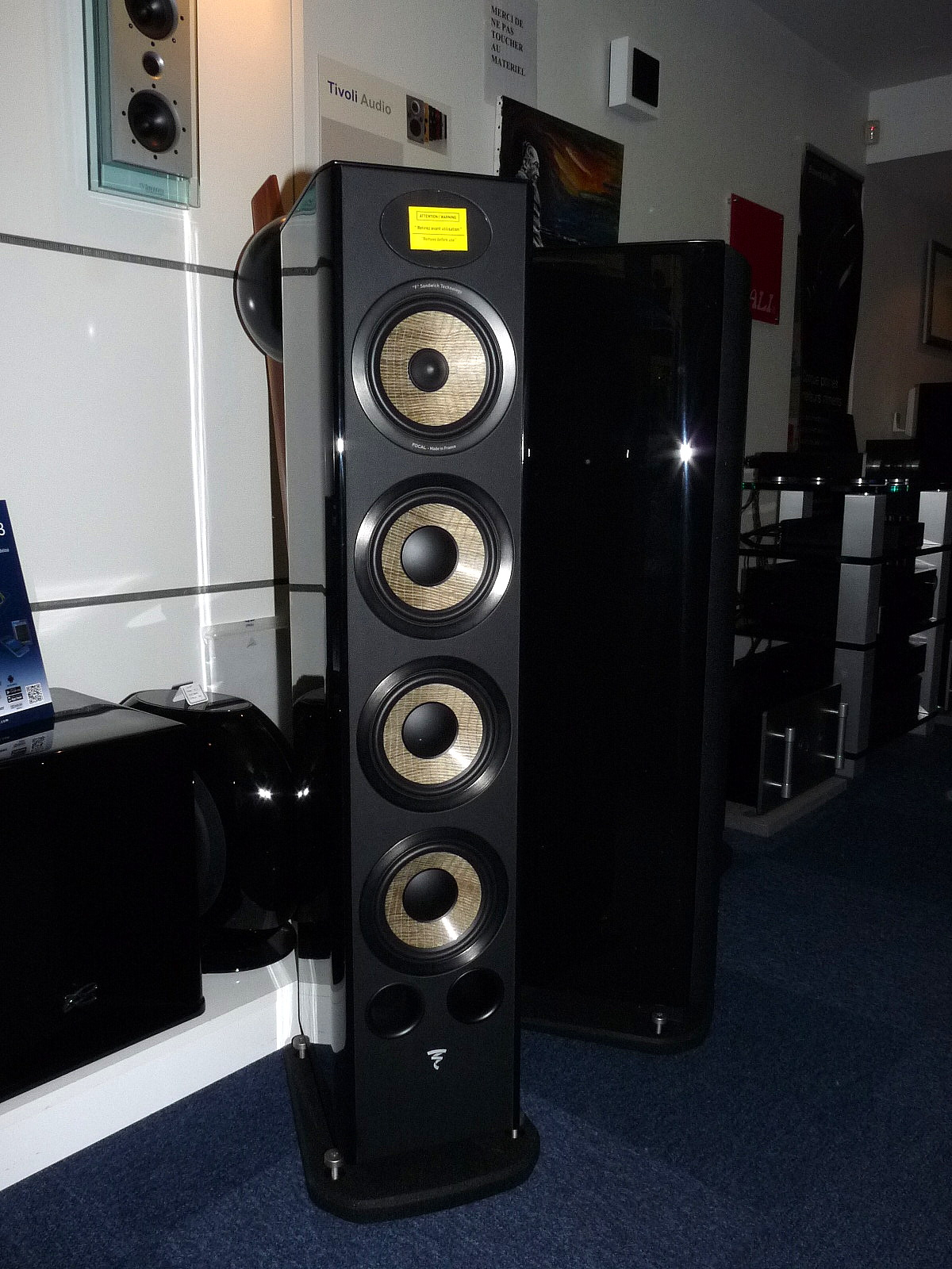 Focal Aria Speakers 936 vs 948 AVForums - induced info