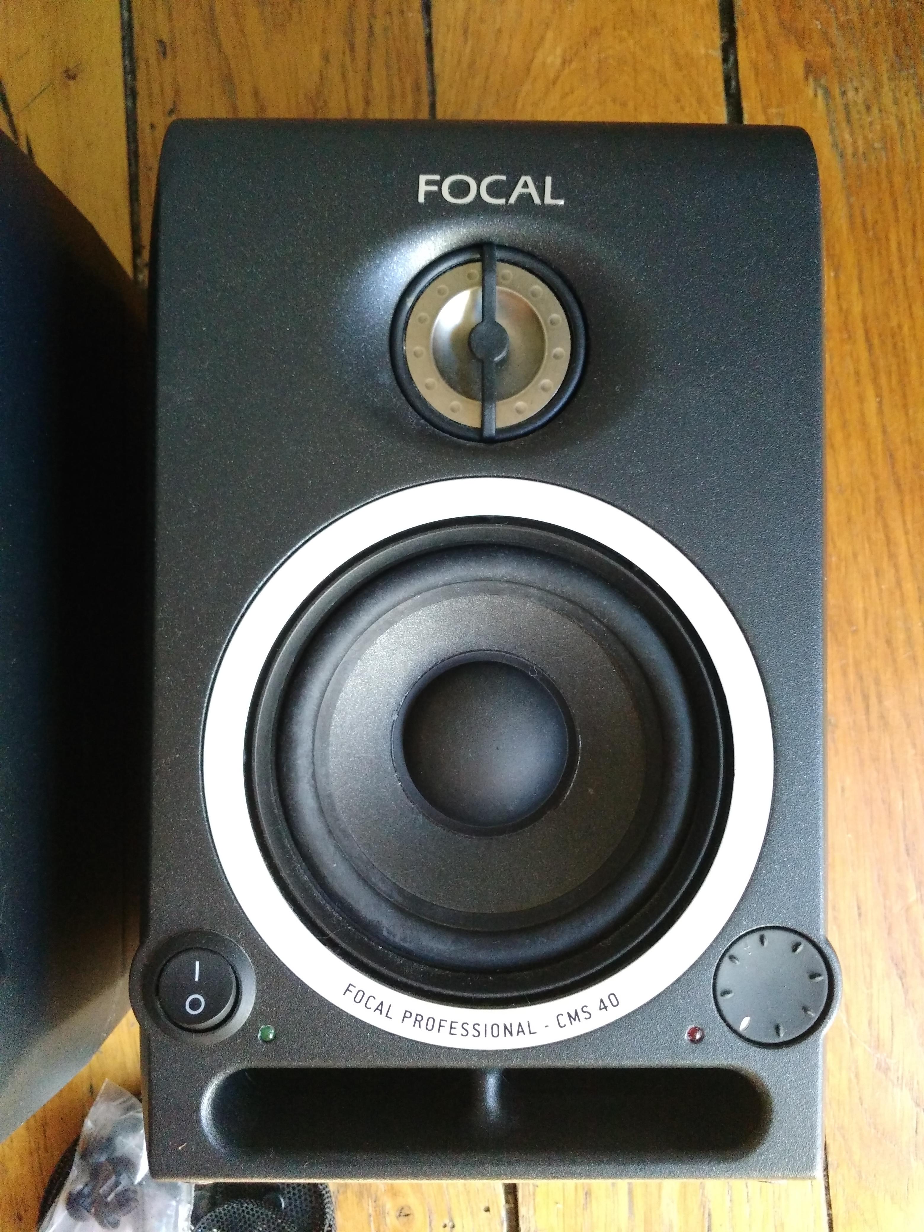 focal cms 40 weight loss