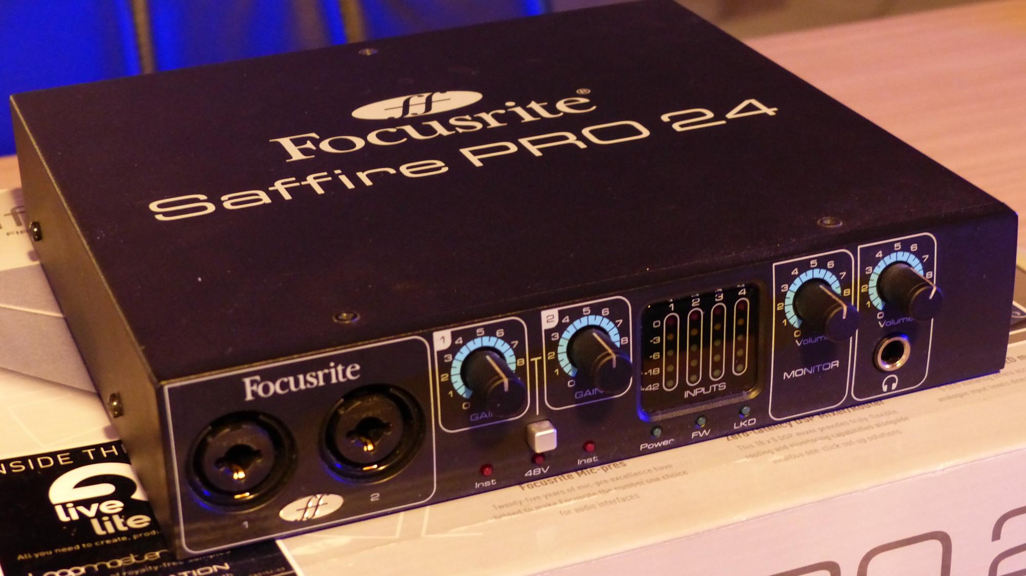 Focusrite Saffire 24 Pro