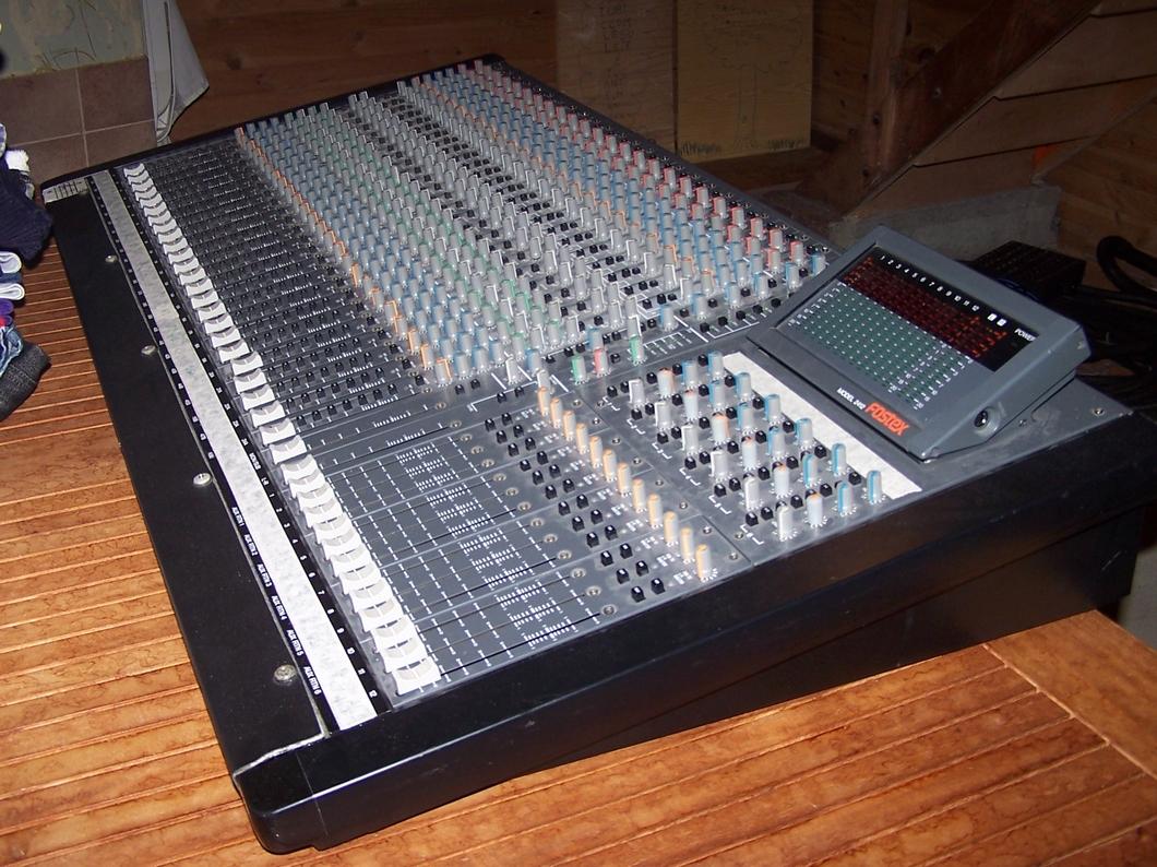 fostex 2412 image 1153037 audiofanzine rh en audiofanzine com