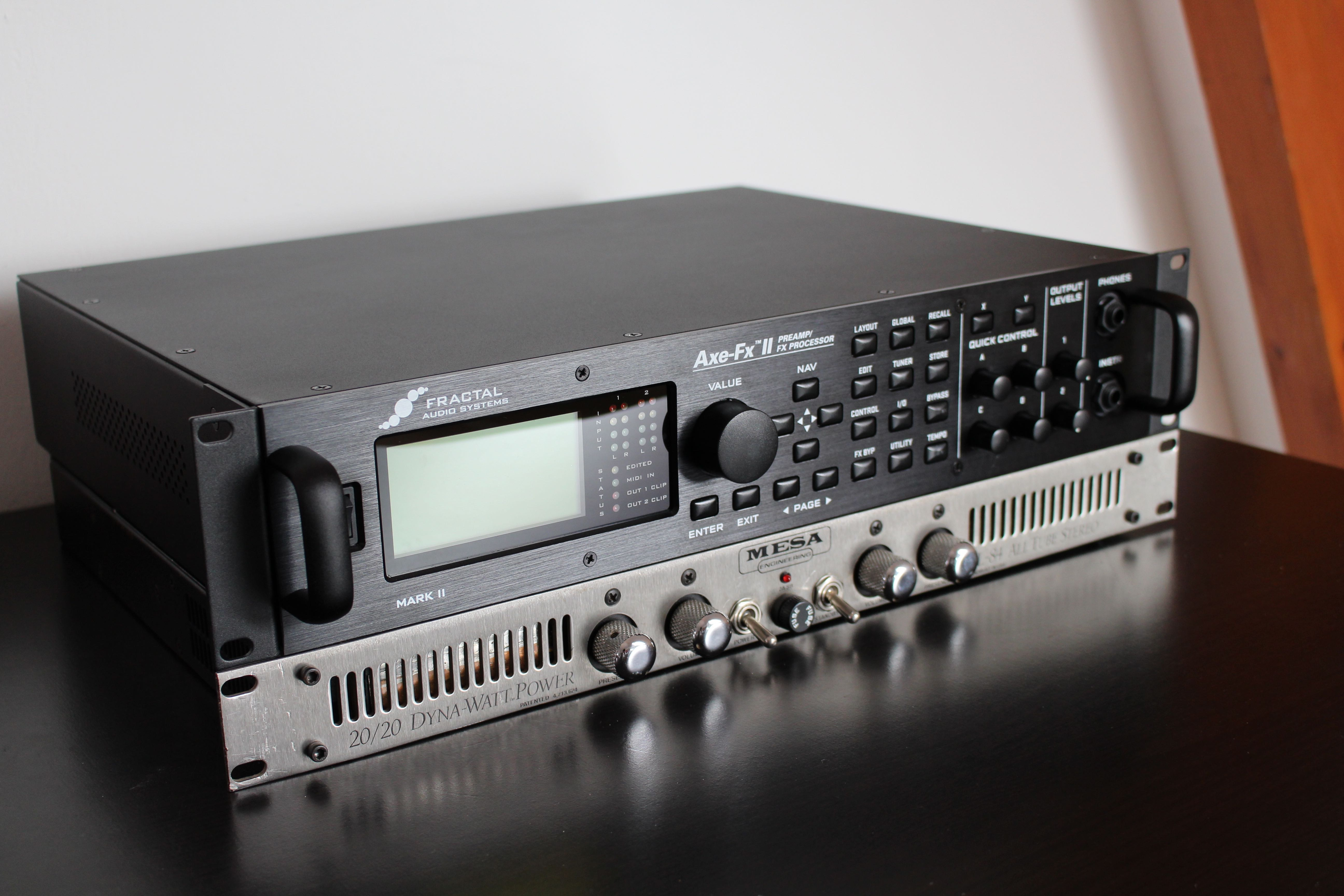 Fractal Audio Systems Axe-Fx II image (#1160337