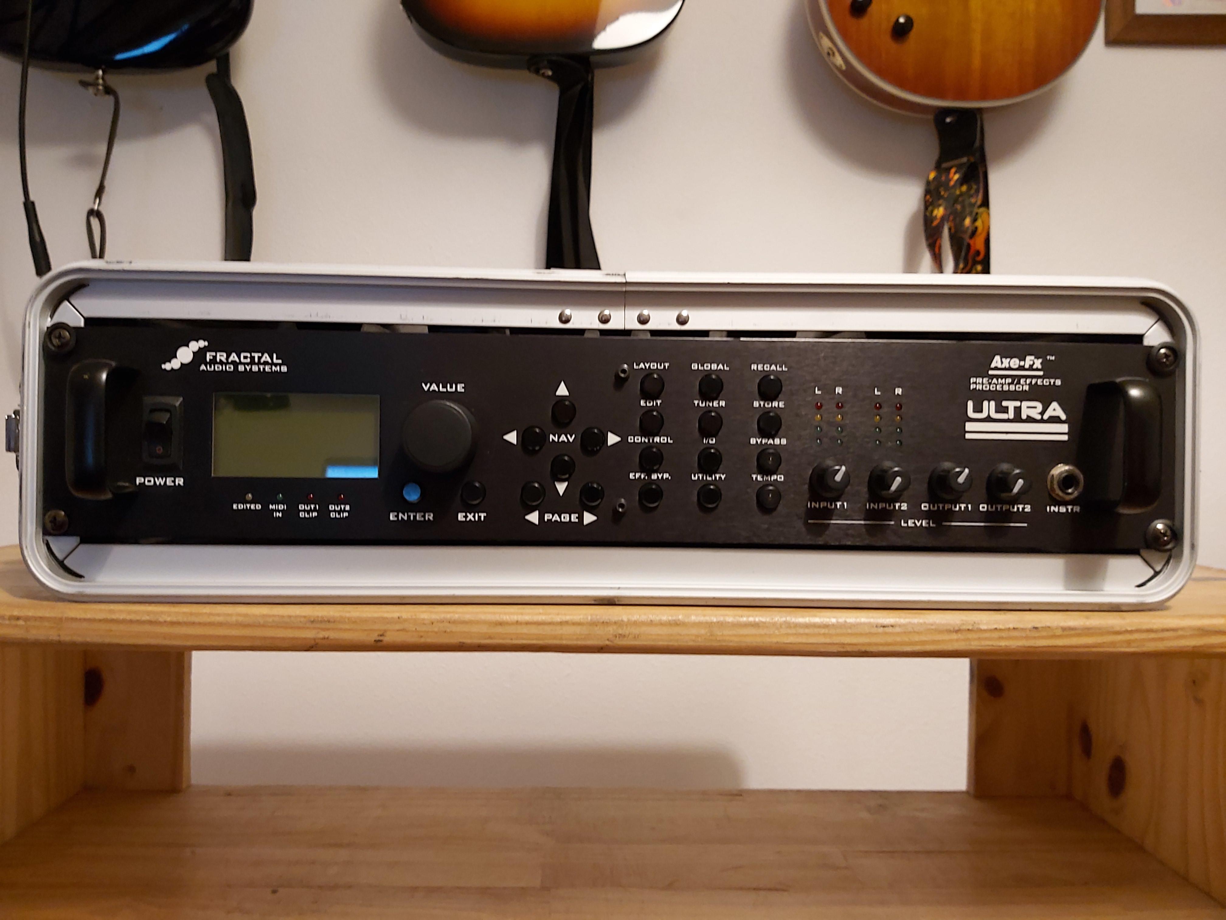 Axe-Fx Ultra - Fractal Audio Systems Axe-Fx Ultra
