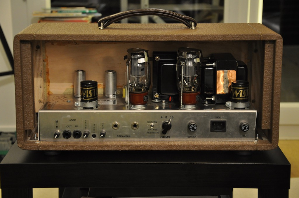friedman amplification smallbox 50 image 2024183 audiofanzine. Black Bedroom Furniture Sets. Home Design Ideas
