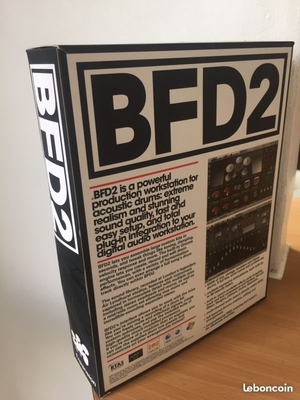 Fxpansion bfd2 key generator