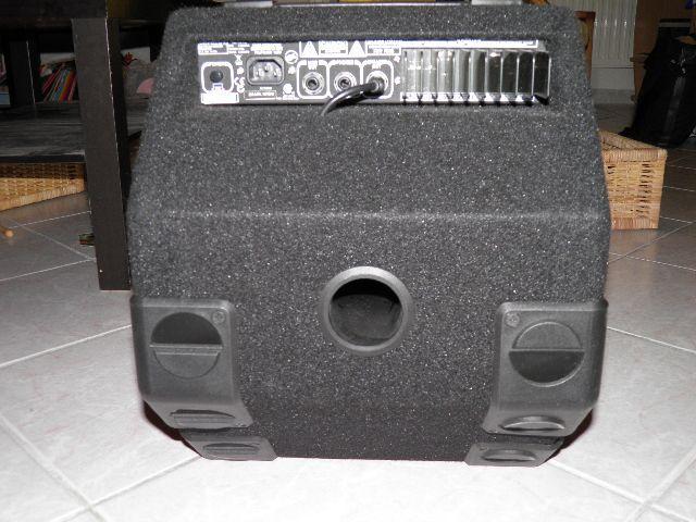 gallien krueger backline 110 image 154802 audiofanzine. Black Bedroom Furniture Sets. Home Design Ideas