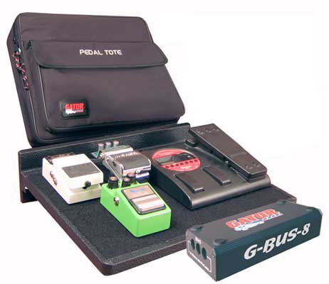 Photo Gator Cases Gpt Bl Pwr Gator Cases Pedalboard