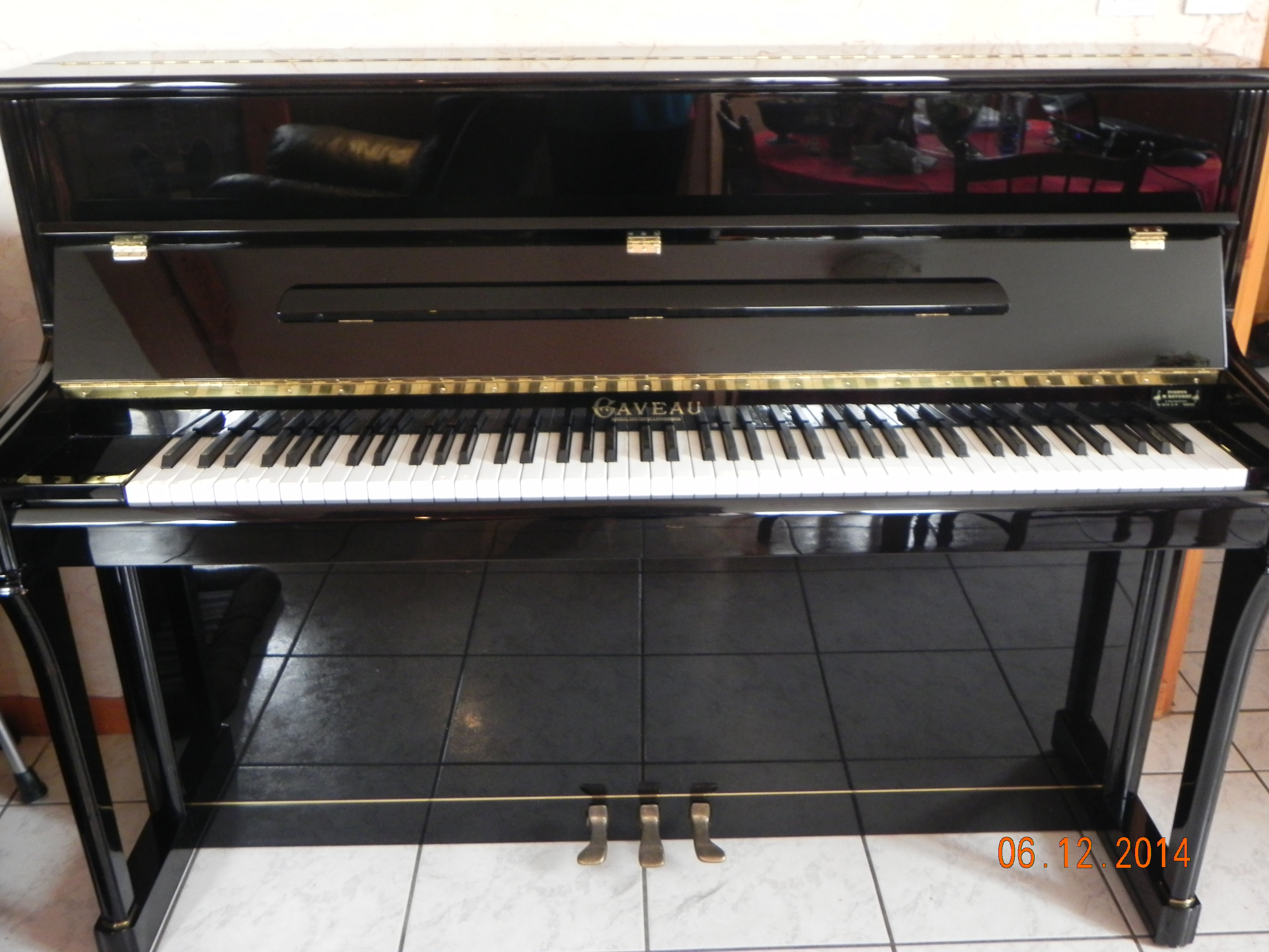 achat pianos acoustiques gaveau d 39 occasion audiofanzine. Black Bedroom Furniture Sets. Home Design Ideas
