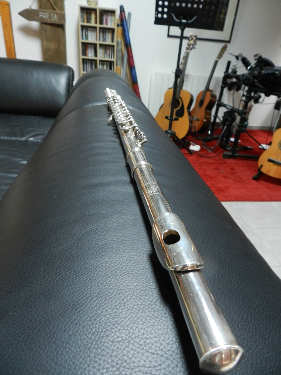 flute traversiere 3shb gemeinhardt flute traversiere. Black Bedroom Furniture Sets. Home Design Ideas