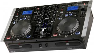 table de mixage gemini cdm 3600