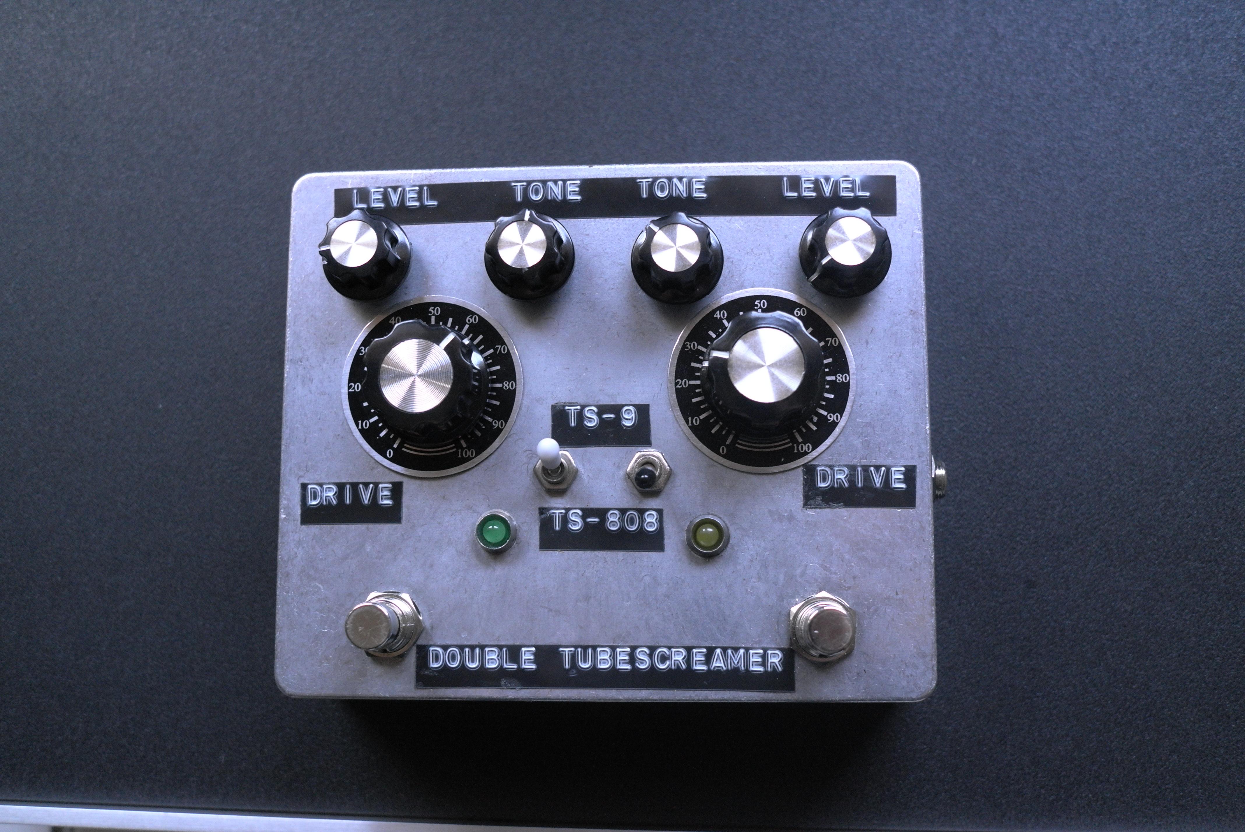 TS 808 Tube screamer clone