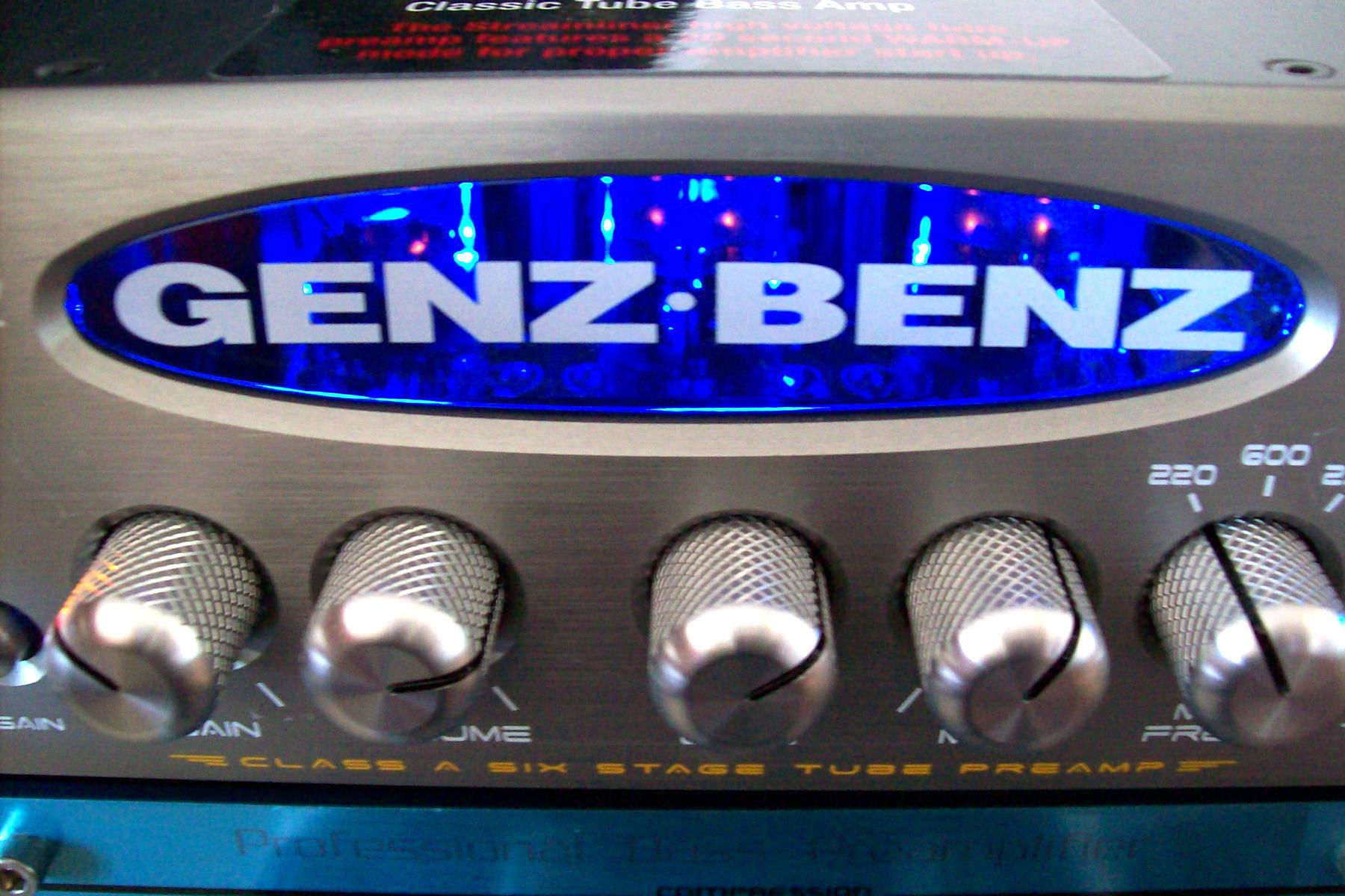 Qual amplificador comprar Genz-benz-stm-900-310522