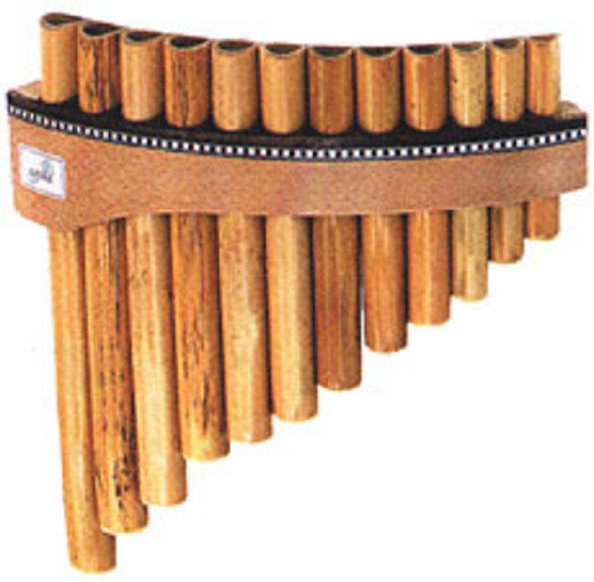 Gewa flûte de pan image (#22886) - Audiofanzine