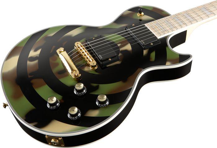 Gibson zakk wylde key generator