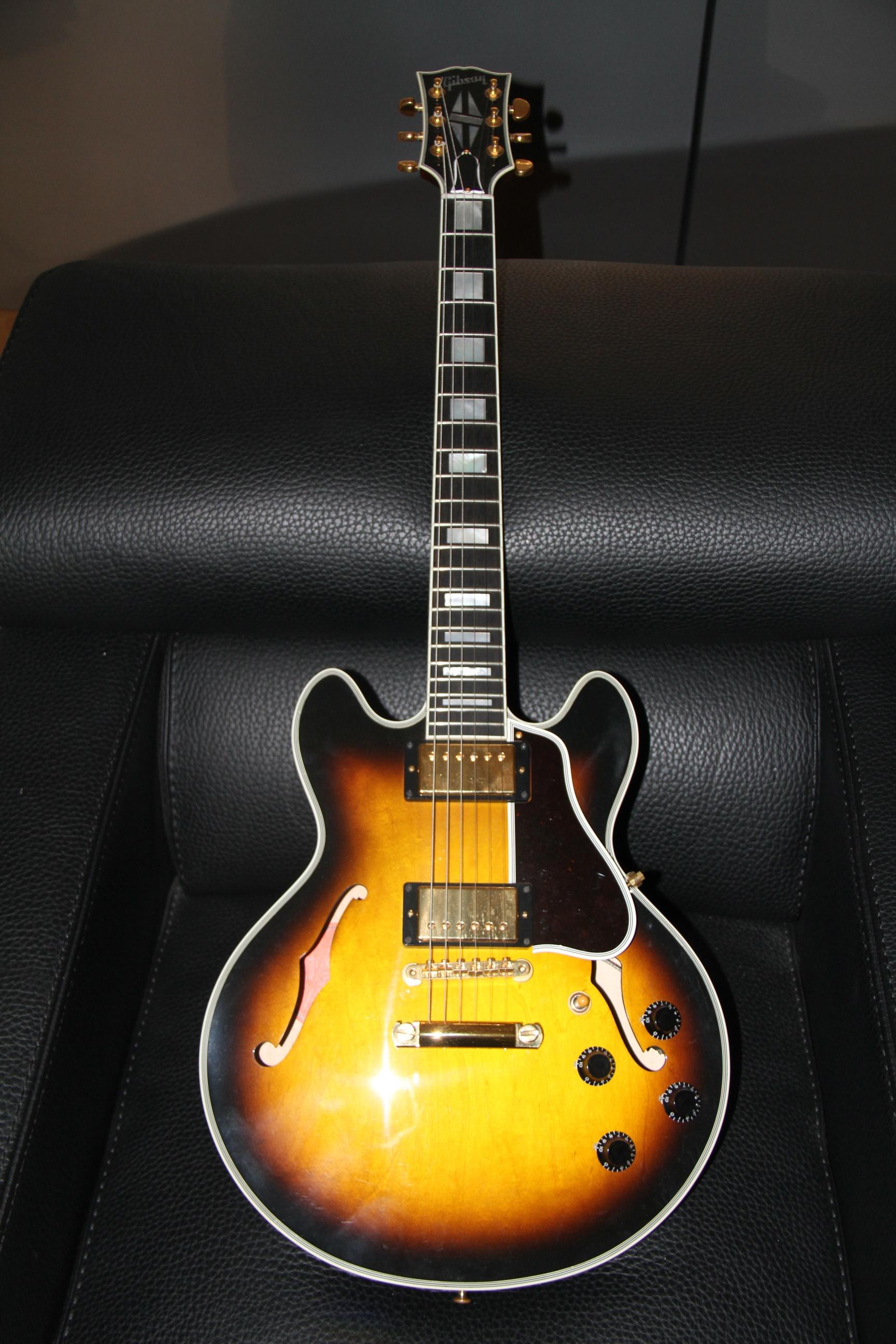 Westerngitarre Gibson J-45 Vintage Akustik Gitarre