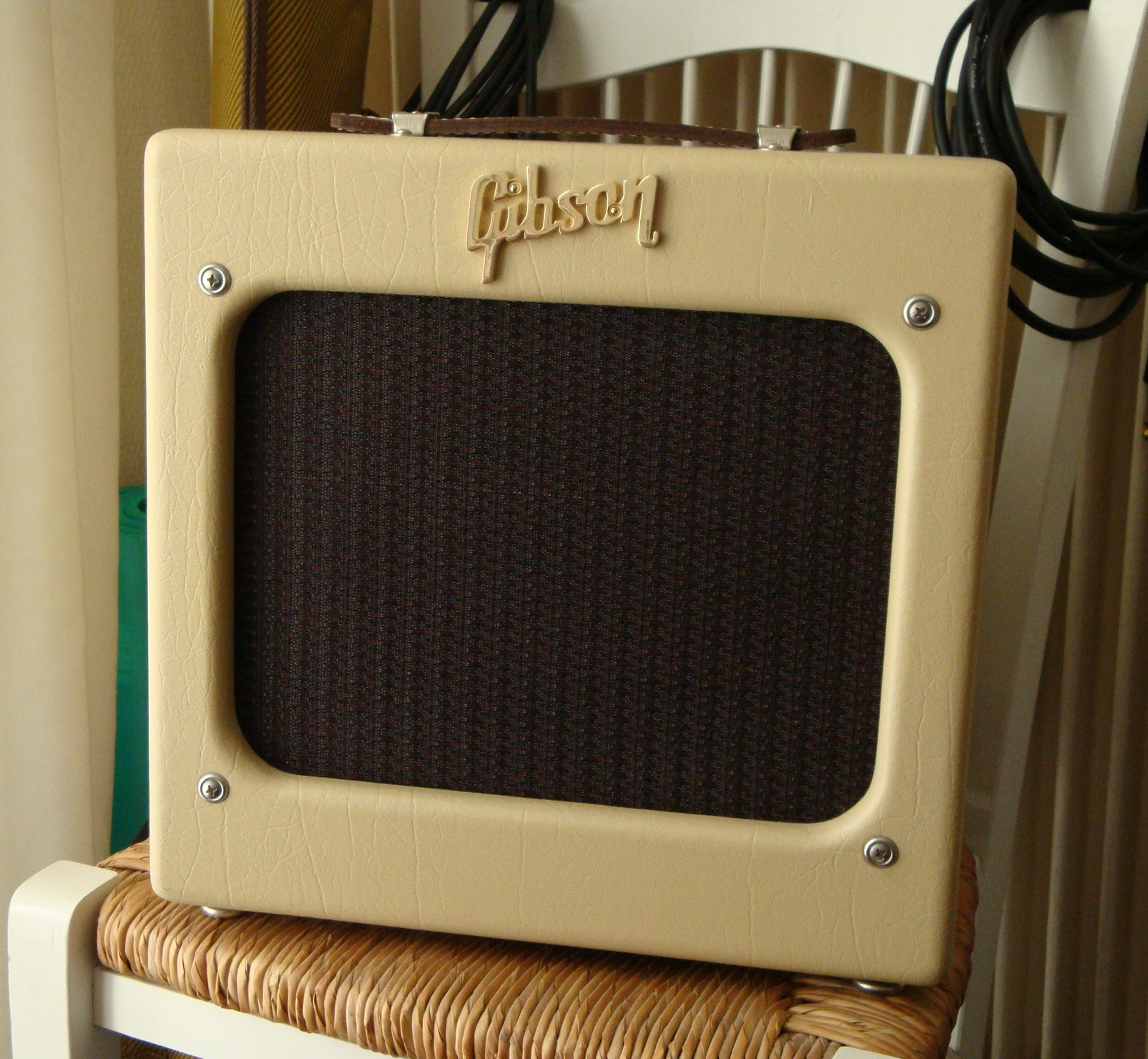Gibson Tube Amplifier Free Download This Picture Is A Preview Of Ga20rvt Schematic Ga5 Image 387732 Audiofanzine Marshall At