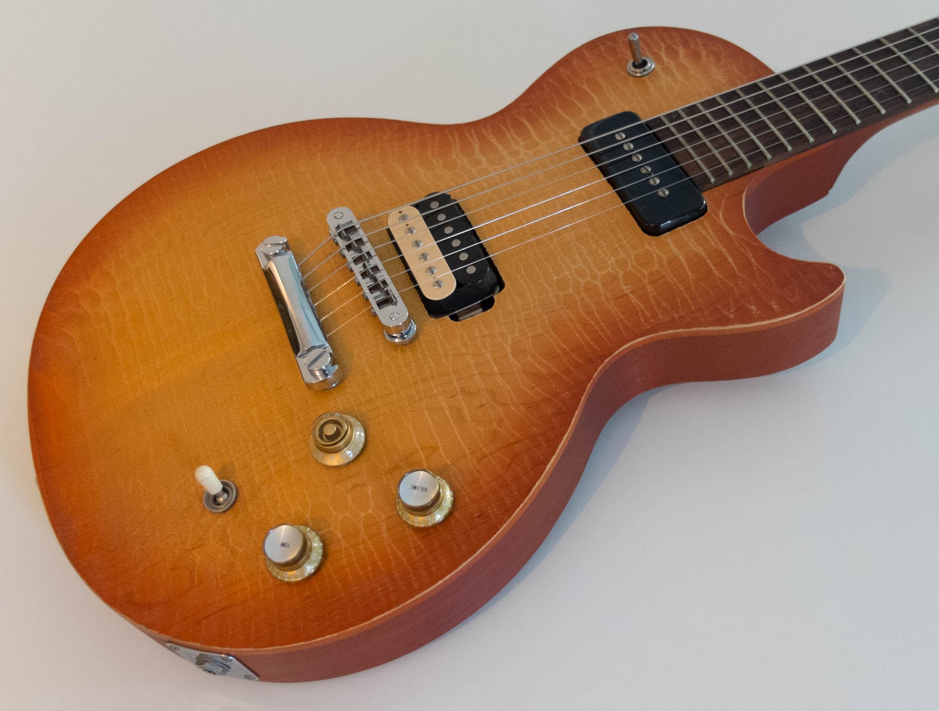 Gibson gary moore bfg lemonburst - Gibson gary moore ...