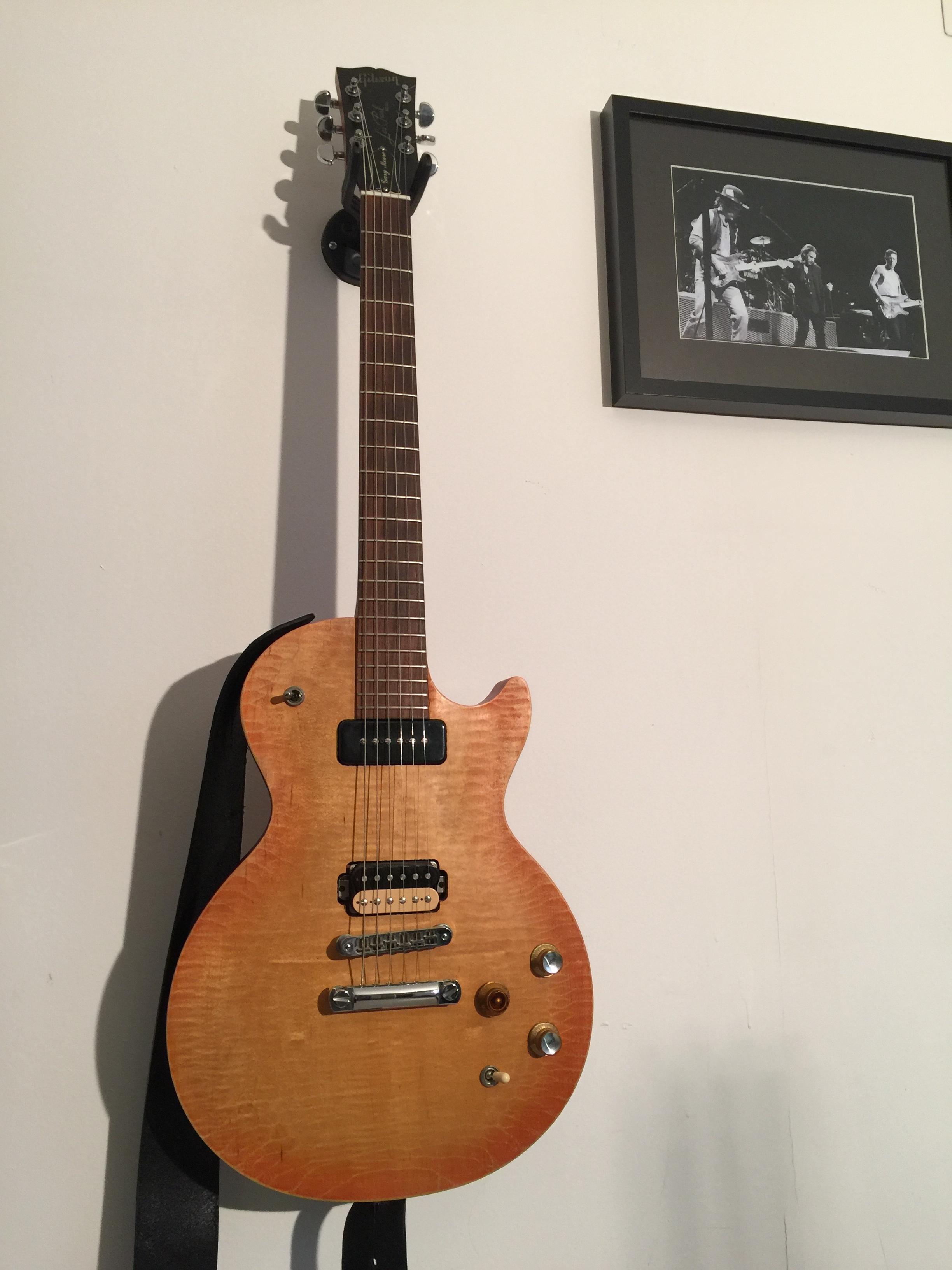Gibson gary moore bfg lemonburst image 1669195 - Gibson gary moore ...