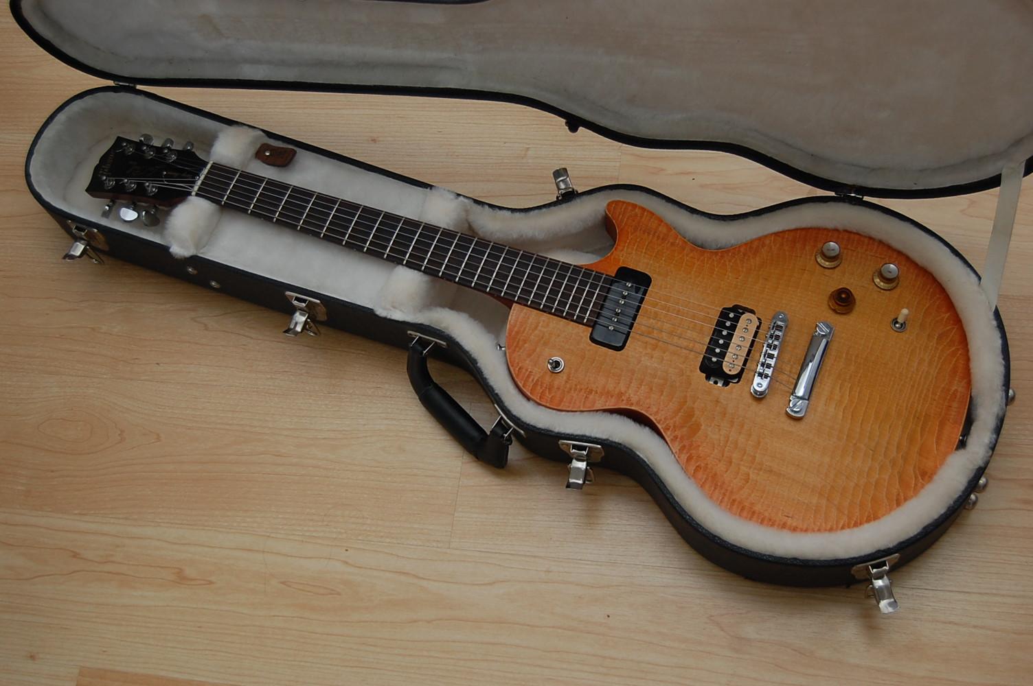 Gibson gary moore bfg lemonburst image 722244 - Gibson gary moore ...