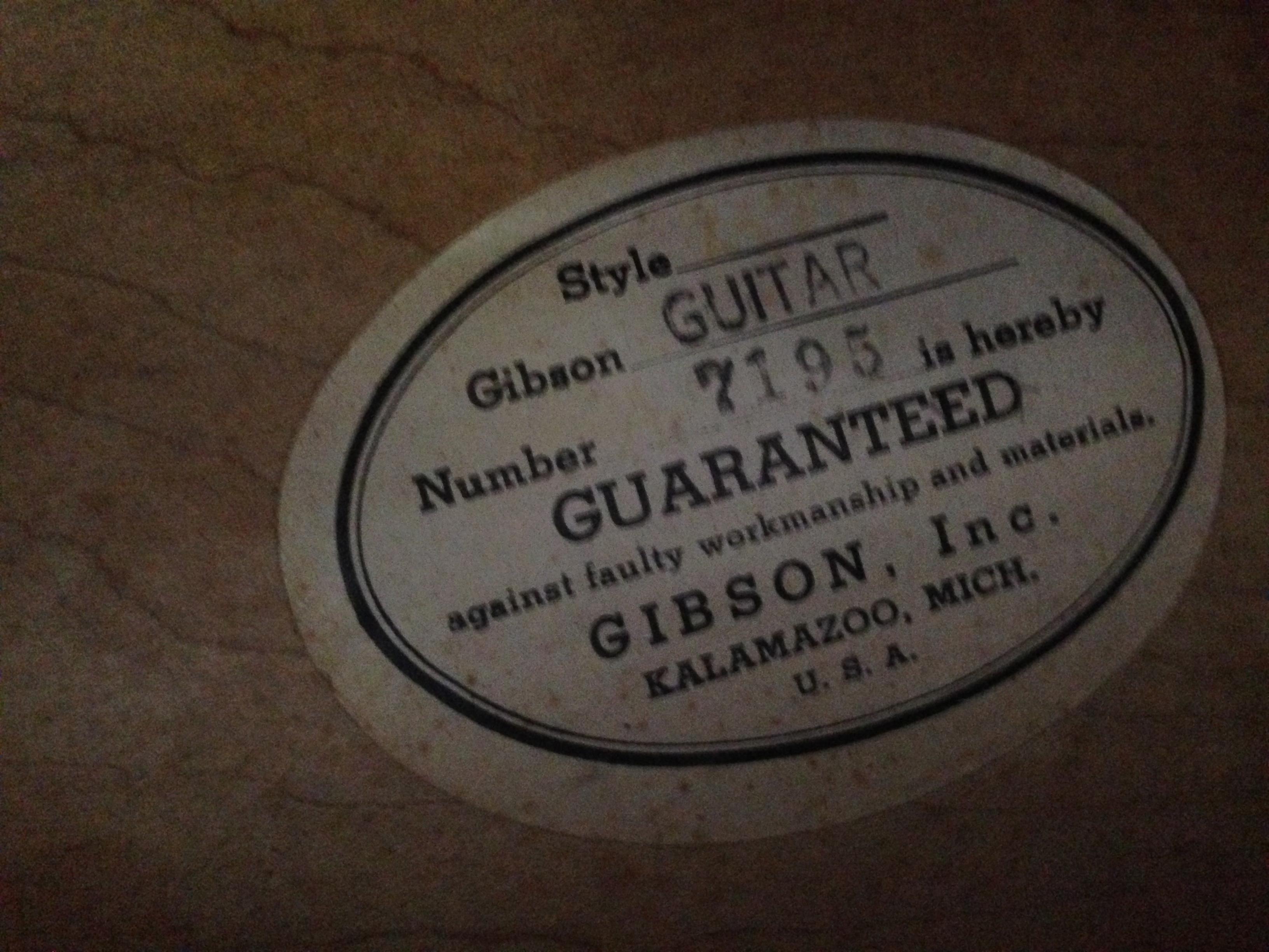 Guitare Vintage - Vente de guitares vintage Guild Gibson
