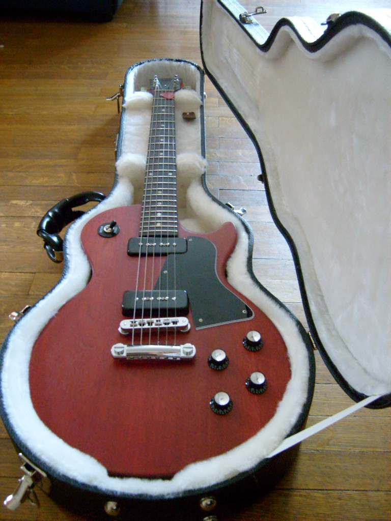 gibson les paul special faded p90 image 131312 audiofanzine. Black Bedroom Furniture Sets. Home Design Ideas