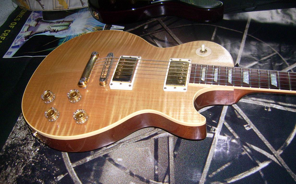 Les Paul Blonde Beauty 87