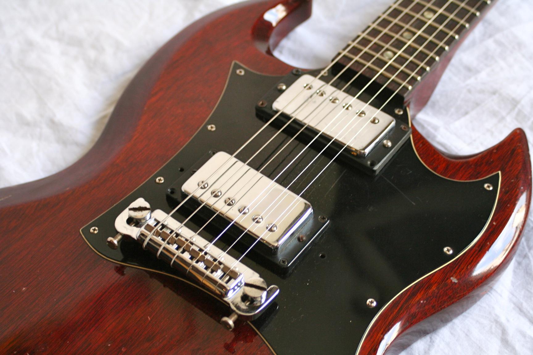 Gibson SG Standard Heritage Cherry Image 605073