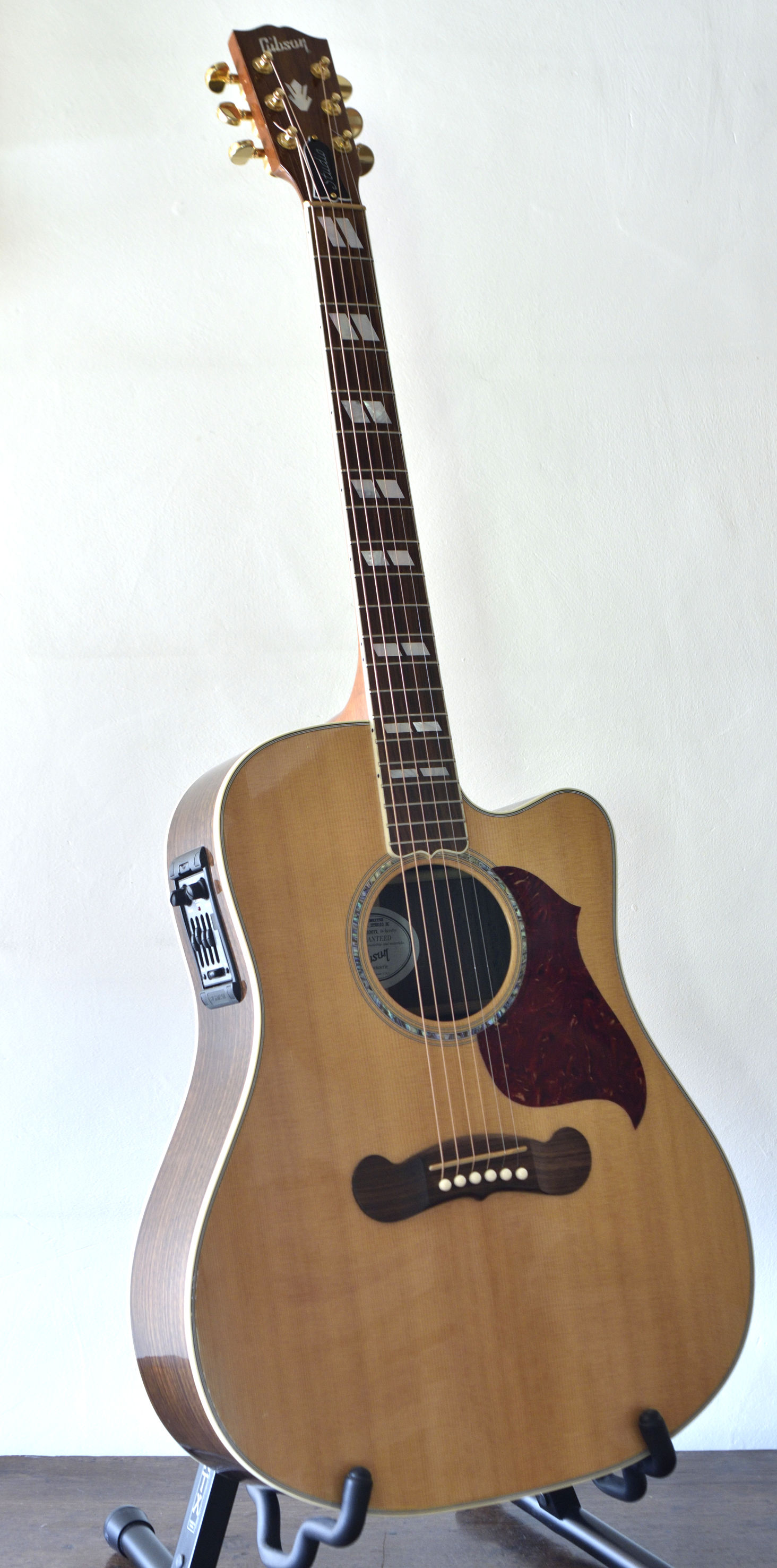 Gibson songwriter Special Acoustic Electric guitar ebony