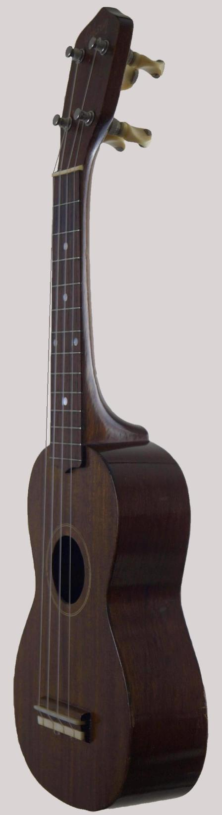 post war gibson soprano ukulele