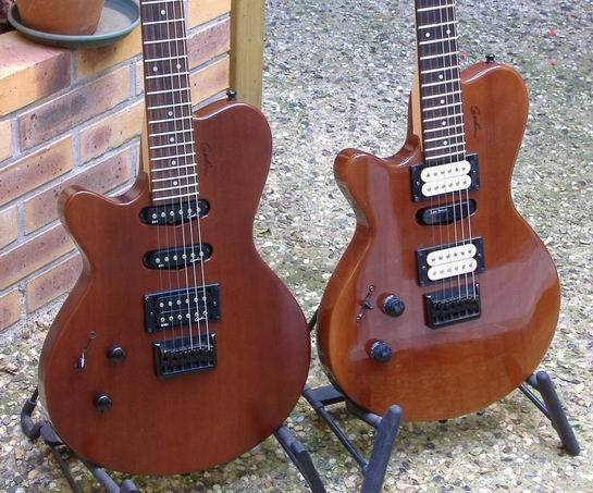 guitare gaucher godin
