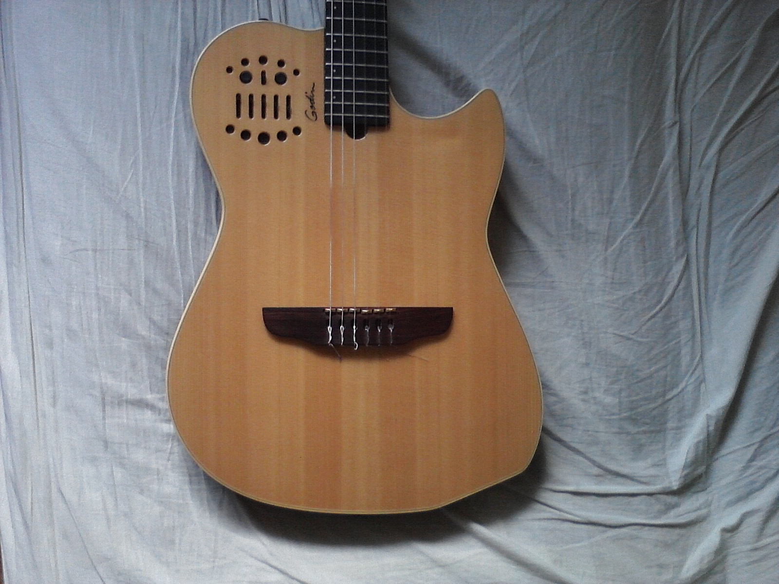 godin multiac nylon sa manual