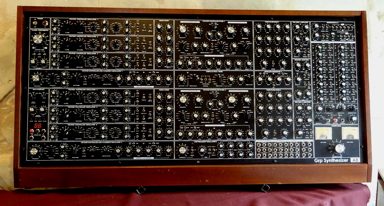 a8 - grp synthesizer a8