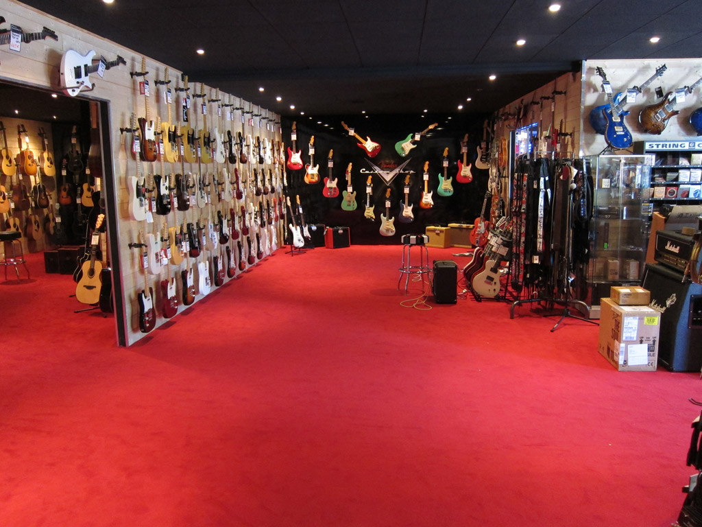 News guitarshop ouvre un magasin toulouse audiofanzine - Magasin balma gramont ...