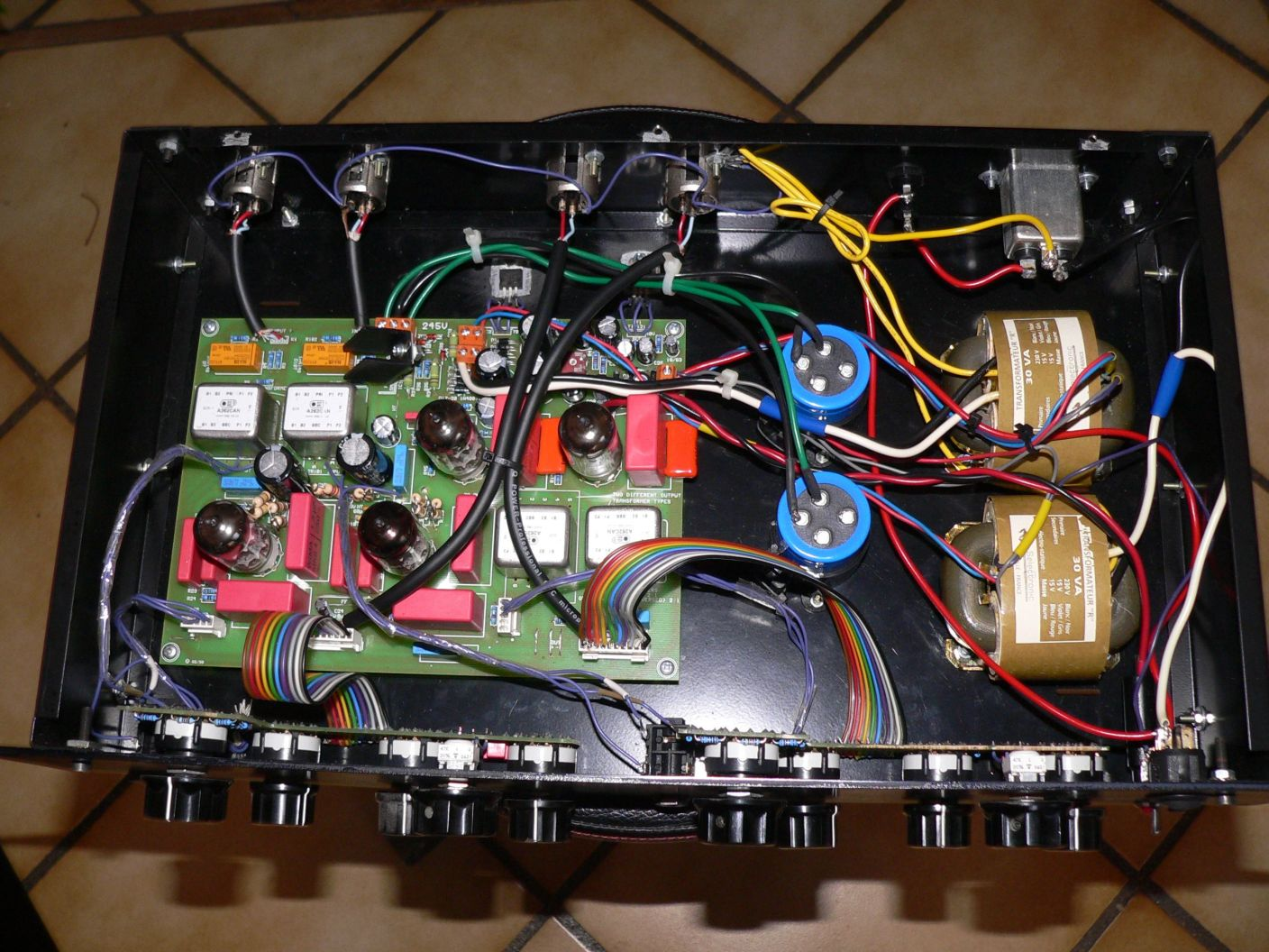 Electronic Test Equipment List Basic Guide additionally Fisher All Tube Receivers From 1961 66 Are Cheap And Sound Wonderful together with 281417338135 also Showthread further Stuff. on tube audio transformer parts